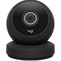 Logitech Circle Wireless HD Security Camera w/ 2-Way Talk