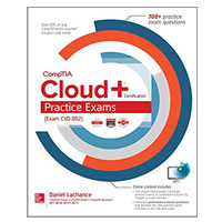 McGraw-Hill CompTIA Cloud+ Certification Practice Exams