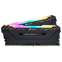 Corsair Vengeance RGB PRO 16GB 2 x 8GB DDR4-3200 PC4-25600 CL16 Desktop Memory Kit