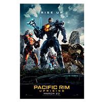 Universal Pacific Rim Uprising Blu-ray