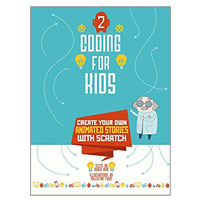 Sterling Publishing CODING FOR KIDS 2