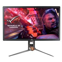 "ASUS ROG Swift PG27UQ 27"" 4K UHD 144Hz DP HDMI G-SYNC HDR Aura Sync Pre-Calibrated Gaming LED Monitor"