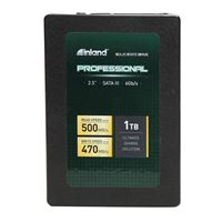 "Inland 1TB 3D NAND SATA III 6Gb/s 2.5"" Internal Solid State Drive"