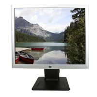"HP E190i 18.9"" Full HD 60Hz VGA DP LED Monitor Refurbished"