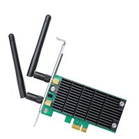 TP-LINK Archer T6E AC1300 Wireless Dual Band PCI-Express Adapter Refurbished