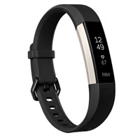 FitBit Alta HR Activity Tracker Large - Black