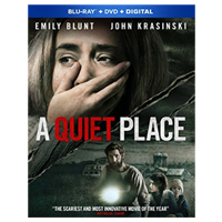 Paramount A Quiet Place Blu-ray