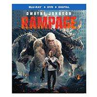 Warner Rampage Blu-ray