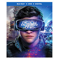 Warner Ready Player One Blu-ray