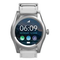 BLU X-Link X060 Smartwatch - Silver