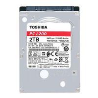 """Toshiba L200 2TB 5400RPM SATA III 6Gb/s 2.5"""" Internal Hard Drive"""