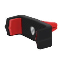 Aduro Grip Clip Universal Vent Mount - Black/Red