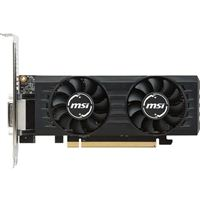 MSI RX560 4GT Low-Profile Overclocked Dual-Fan 4GB GDDR5 PCIe Video Card