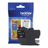 Brother LC3011C Cyan Ink Cartridge