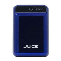 BayIt Home Automation Tech2 Juice 10,000mAh Portable Charger w/ Quick Charge Technology and Dual USB ports - Blue