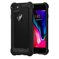 Spigen Rugged Armor Extra Case for iPhone 8 / iPhone 7 - Black