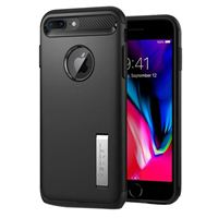 Spigen Slim Armor Case for iPhone 8 Plus/ iPhone 7 Plus - Black