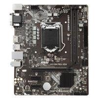 MSI H310M PRO-VDH LGA 1151 mATX Intel Motherboard