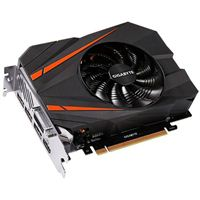 Gigabyte GeForce GTX1080 Mini ITX 8G Overclocked Single-Fan 8GB GDDR5X PCIe Video Card