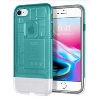 Spigen Classic C1 Case for iPhone 8 / iPhone 7 - Bondi Blue