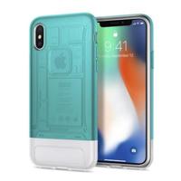 Spigen Classic C1 Case for iPhone 8 Plus/ iPhone 7 Plus - Bondi Blue