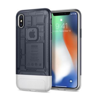 Spigen Classic C1 Case for iPhone 8 Plus/ iPhone 7 Plus - Graphite