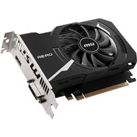 MSI GeForce GT 1030 AERO ITX 2GD4 Overclocked Single-Fan 2GB DDR4 PCIe Video Card
