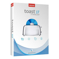 Corel Roxio Toast Titanium 17 ML Mini-Box - Mac