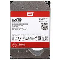 """WD Red 8TB 5400RPM SATA III 6Gb/s 3.5"""" Internal NAS Hard Drive"""