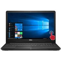 "Dell Inspiron 3565 15.6"" Laptop Computer Refurbished - Black"