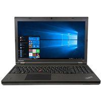 "Lenovo ThinkPad T540P 15.6"" Laptop Computer Refurbished - Black"