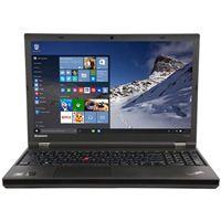"Lenovo ThinkPad W540 15.6"" Mobile Workstation Laptop Computer Refurbished - Black"