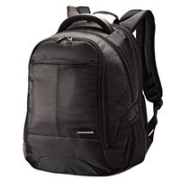 "Samsonite Samsonite Classic PFT Backpack Fits Screens up to 15.6"" - Black"