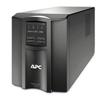 APC SMT1500R 750 VA 500W 6 Outlet UPS w/ LCD Display - Refurbished
