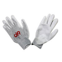 Hakko Palm Coated, ESD Safe Gloves