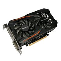 Gigabyte GeForce GTX 1050 Overclocked Dual-Fan 3GB GDDR5 PCIe Video Card