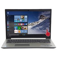 "Lenovo IdeaPad 320 15 15.6"" Laptop Computer Refurbished - Silver"
