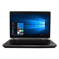 """Dell Latitude E6320 13.3"""" Laptop Computer Refurbished - Black"""