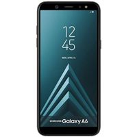 Samsung Galaxy A6 32GB GSM Smartphone - Black