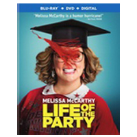 Warner / New Line Life of the Party Blu-ray