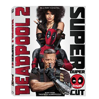 20th Century Fox Deadpool 2 Blu-ray