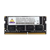 GoldKey Technology Neo Forza 4GB DDR4-2400 PC4-19200 CL17 Single Channel SO-DIMM Memory Module