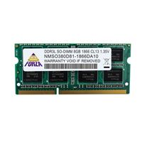 Neo Forza Neo Forza 8GB DDR3L-1866 PC3L-14900 CL13 Single Channel SO-DIMM Memory Module