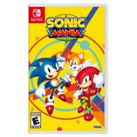 Sega Sonic Mania Plus - Nintendo Switch