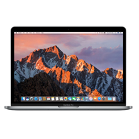 "Apple MacBook Pro with Touch Bar MR942LL/A Mid 2018 15.4"" Laptop Computer - Space Gray"