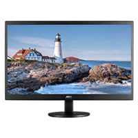 "AOC E2470SWHE 23.6"" Full HD 60Hz VGA HDMI LED Monitor"
