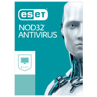 ESET NOD32 Antivirus Home Edition Renewal Only (1 Device / 1 Year) (Digital Download Only - PC)