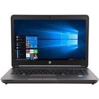 "HP ProBook 640 G1 14"" Laptop Computer Refurbished - Black"