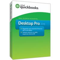 Intuit QuickBooks Desktop Pro 2019 - 1 Year