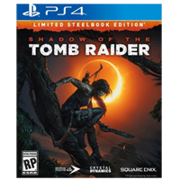 Sony Shadow of the Tomb Raider (PS4)